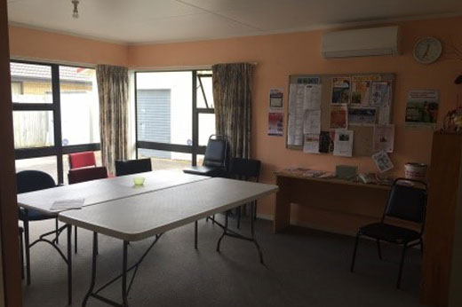 Shama - Drop In Centre - Meeting Room